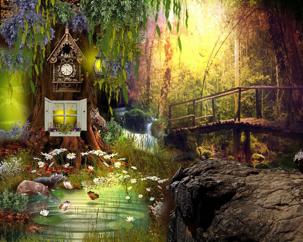 蝴蝶輕盈的身影 飄游在朵朵花海里 惴惴不安的表情 在萬千芬芳里自然